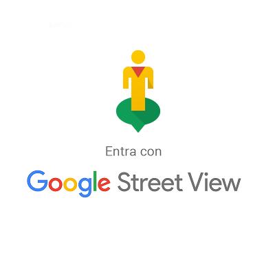 Entra con Street View